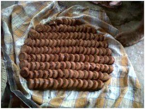 Proses Pembuatan Gula Merah Kelapa